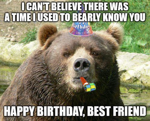 100 Birthday Quotes Happy Birthday My Friend Happy Birthday Best Friend Quotes Funny Happy Birthday Wishes Happy Birthday Best Friend
