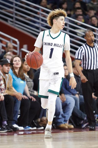 Lamelo Ball Photos Photos 2017 Cif Southern Section Boys Open Division Championship Semifinals Lamelo Ball Chino Hills Basketball Nc State Basketball