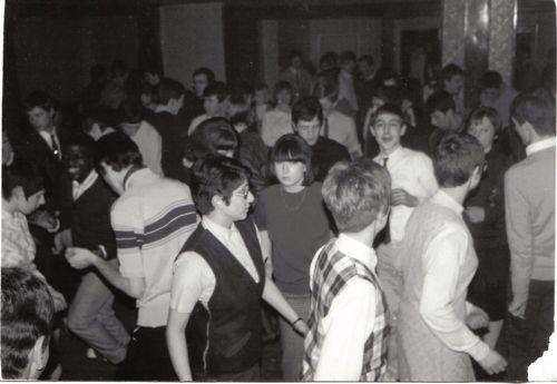 Paul Hallam's early 1980's Mod Revival pics (IV).