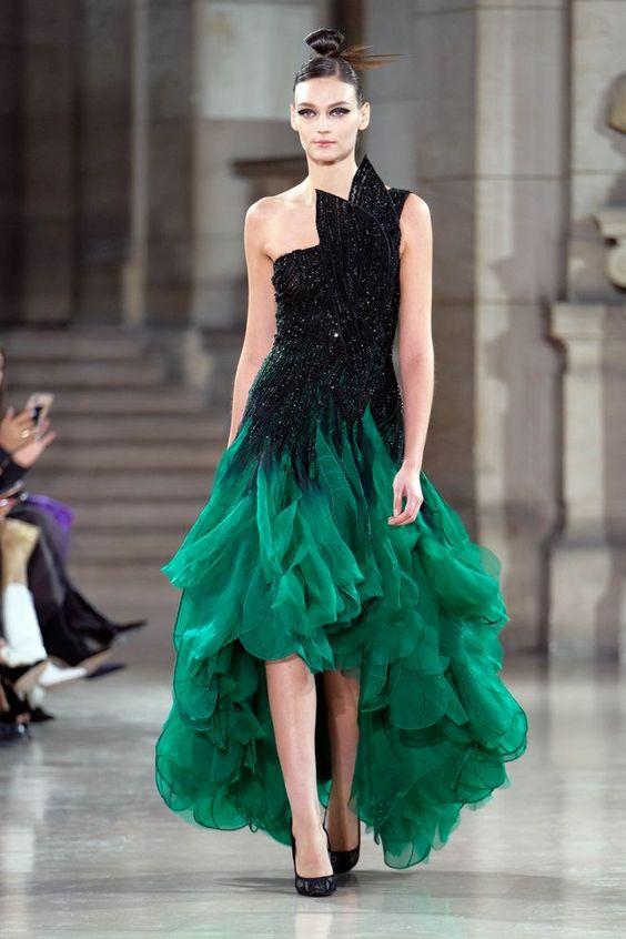 Des robes magiques pour la Fashion Week Haute Couture printemps/été 2019