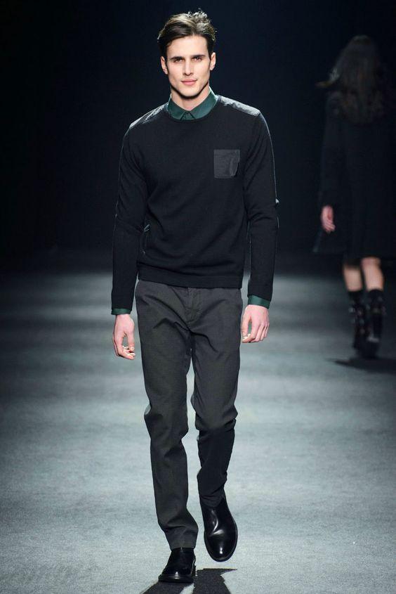 Lucas Pacheco - modelo