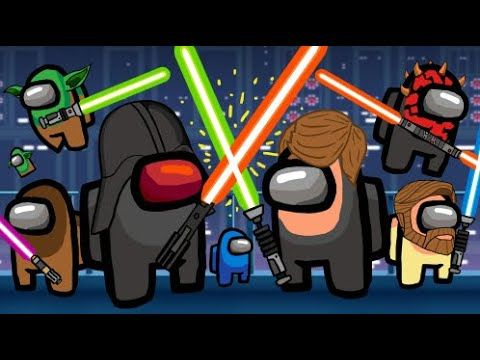 Among Us But Its Star Wars Thorgift Com If You Like It Please Buy Some From Thorgift Com Star Wars Collection Star Wars Humor Star Wars Drawings