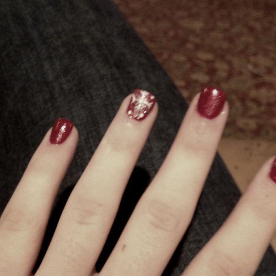 Christmas nails! | Hail to the nail | Pinterest | Christmas nails ...