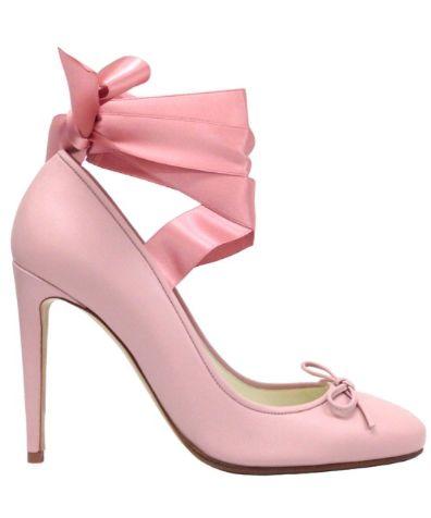 Ballet Pink Heels