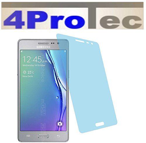 2 Stück GEHÄRTETE ANTIREFLEX Displayschutzfolie für Samsung Z3 LTE Bildschirmschutzfolie - http://on-line-kaufen.de/4protec/samsung-z3-lte-2-stueck-geh-rtete-antireflex-fuer
