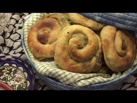 خبز بسبانخ او فطائر بسبانخ علي طريقة اهل غزه فلسطين جربوها كتير طيبه Youtube Cooking Recipes Recipes Cooking