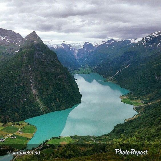 #Oldedalen #Norway