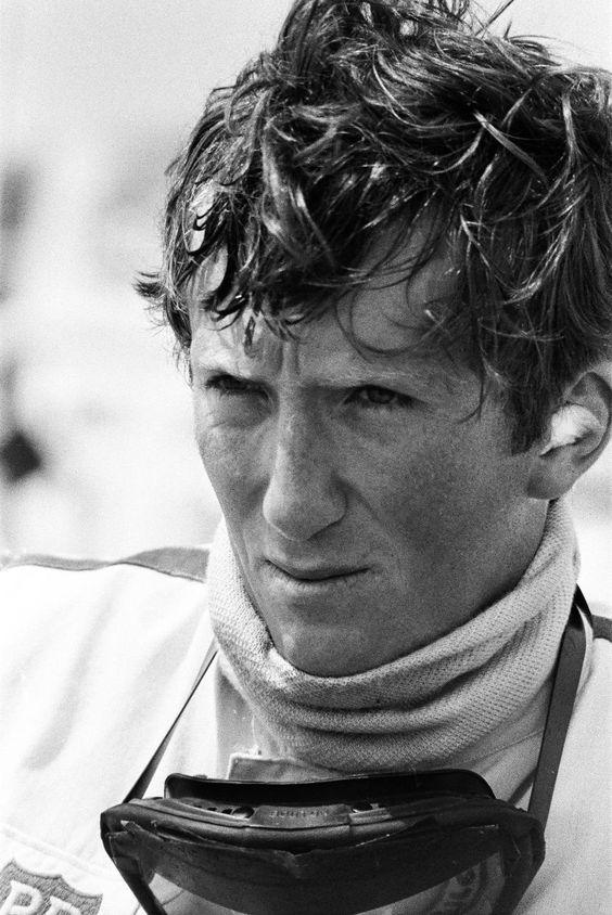 Jochen Rindt, Internationales Flugplatzrennen Tulln-Langenlebarn, Austria, 1967, Photo by Erwin Jelinek