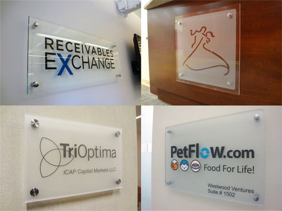 Acrylic Signs New York - Your Source for Acrylic Signage and Plexiglass Signs in NYC