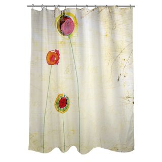 Thumbprintz Lollipop II Shower Curtain