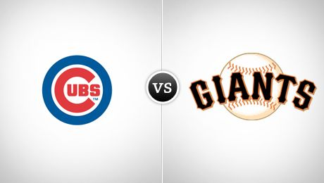 Chicago Cubs vs. San Francisco Giants @ AT Park (San Francisco, CA):