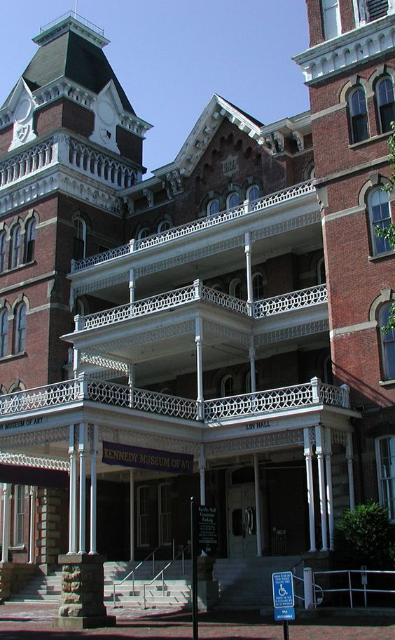 The Ridges Lunatic Asylum  | Travel | Vacation Ideas | Road Trip | Places to Visit | Athens | OH | Spooky Places | Offbeat Attraction | Doctors Office | Historic Site | Abandoned Place