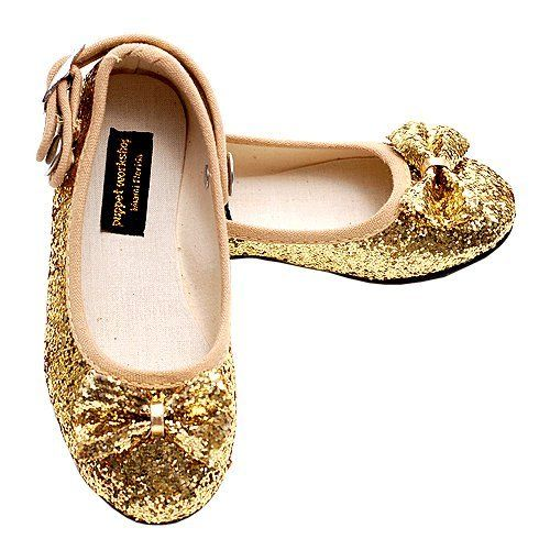 Puppet Workshop Toddler Little Girls Gold Glitter Bow Shoes Girl 7-2 Puppet Workshop, http://www.amazon.com/dp/B002MVHWRY/ref=cm_sw_r_pi_dp_w77kqb1HVGA71