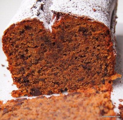 Antizyklisch backen: Winterkuchen im Sommer [Mandeln, Schokolade und Zimt gehen immer] - Schokohimmel