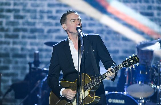 """Bryan Adams Cancels Mississippi Show Cites State's New """"Religious Freedom"""" Law  The singer says he can't """"in good conscience"""" perform in a state where """"certain people are being denied their civil rights due to their sexual orientation.""""  read more"""