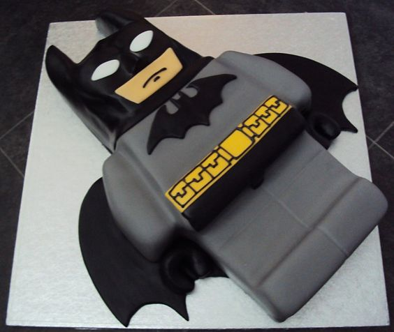 Lego Batman Cake by clvmoore - For all your cake decorating supplies, please visit craftcompany.co.uk