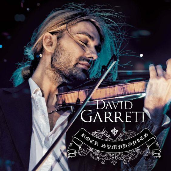 DAVID GARRETI