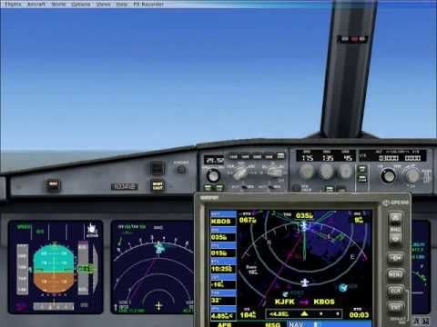 Fsx Perfect Tutorial For Navigation Autopilot Landing Lining Up With The Runway Using Ils W Vfr Youtube Navigation Flight Simulator Tutorial