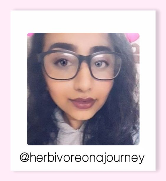 VEGANS OF COLOR SOYVIRGO.COM FT POOJA, LIFESFINEWHINE, HERBIVOREONAJOURNEY ON IG