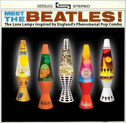 Explore Beatles Lava, 2016 Lava Lamps, And More!