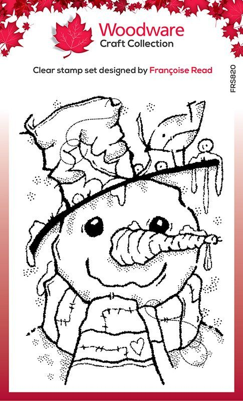 Creative Expressions Woodware Mr Frosty Singles Christmas Clear Acrylic Stamps Christmas Coloring Sheets Free Christmas Coloring Pages Merry Christmas Coloring Pages