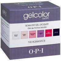 OPI Gel Color - love this ! stays on for weeks!