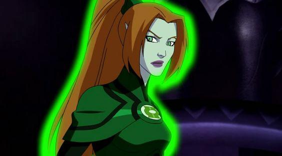 Green lantern laira | Зеленый Фонарь: Изумрудные рыцари / Green ...