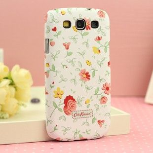 This Cath Kidston case for Samsung Galaxy S3 will keep your samsung S3 at the top of fashion. These lacquered samsung 9300 cases are designed by European designer cath kidston.These cath kidston cases not only personalise your Samsung Galaxy S3, they also help to protect it from scratches, knocks, dust particles