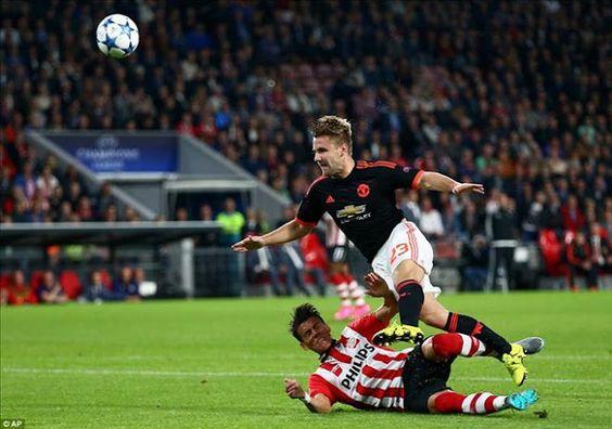PSV 2-1 MU: Quỷ đỏ gục ngã | Tin tức 247