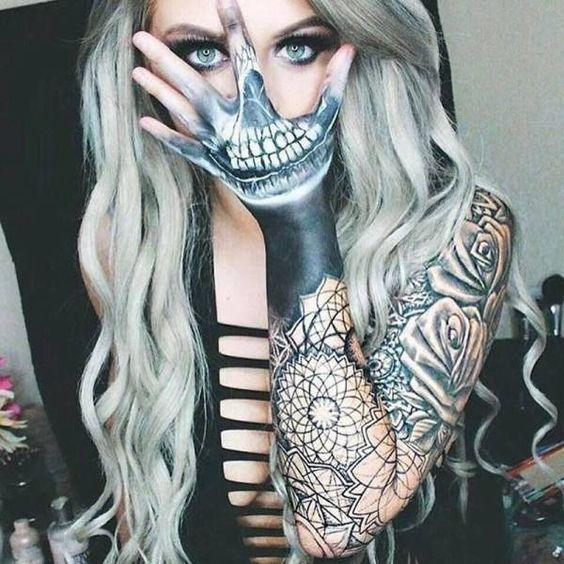 Du Hast Bestimmt Ein Hobby Das Dir Spass Macht Wenn Einem Etwas Spass Macht Ist Es Oft Viel Leichter Ganzarm Tattoos Tattoo Armel Frauen Schone Tatowierungen