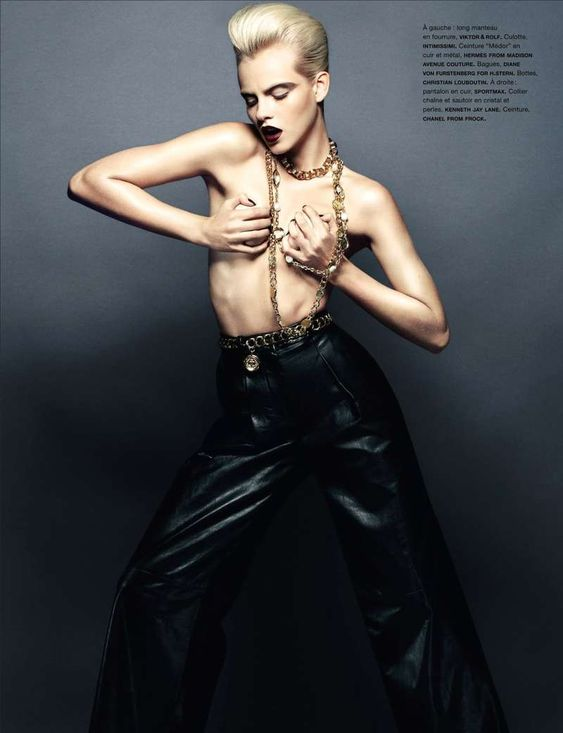 Fierce Fatale Photography : Numero November 2012