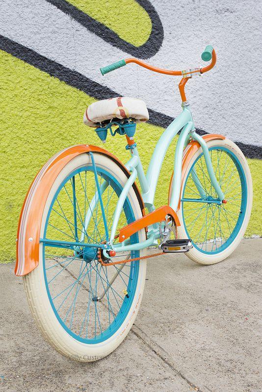 Valentina 1 | Fahrraddesign, Custom fahrrad und Beachcruiser
