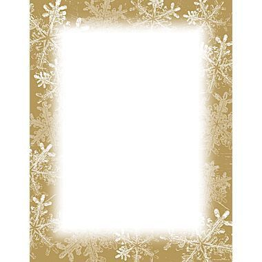 Just found! Frosted Holiday Wishes Letterhead, 250 Count