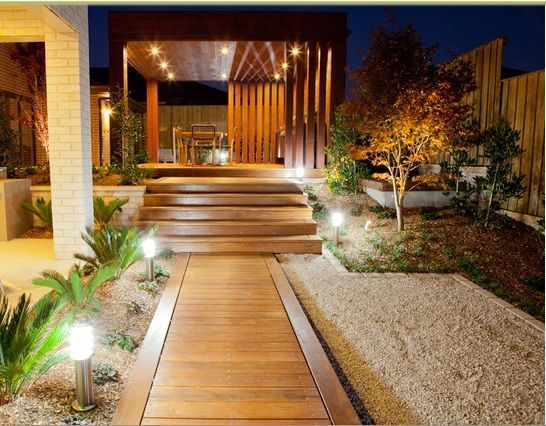Image Result For Wood Walkway To Front Door Walkway Design Wood Walkway Garden Walkway