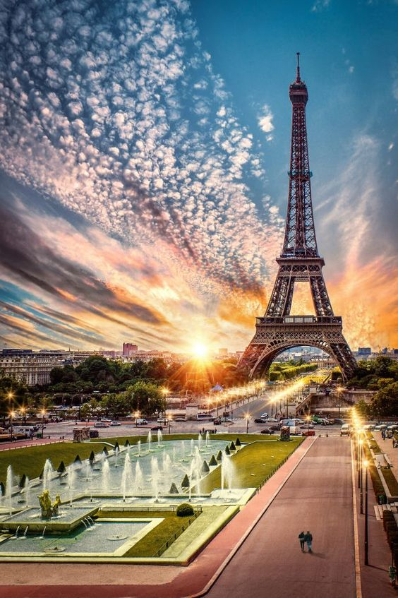 Париж - автобусний тур