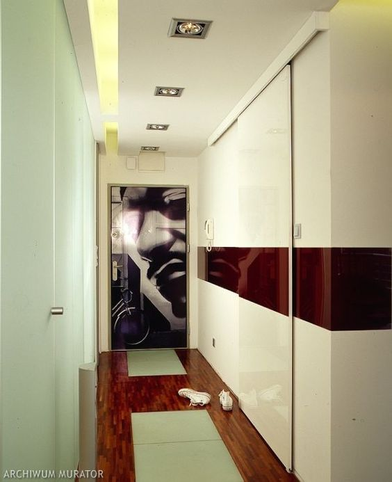 Przedpokój - aranżacje: Interior Design, Dom Moje, Hall Przedpokój, Dream House, Przedpokój Aranżacje, My House