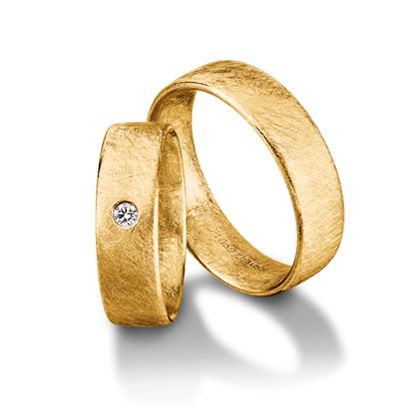 750 yellow gold 6.00mm