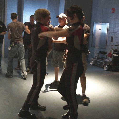Joshifer hug 2 - Jennifer Lawrence & Josh Hutcherson Photo (31715227) - Fanpop fanclubs