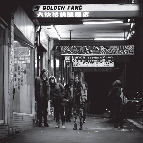 Golden Fang EP cover art