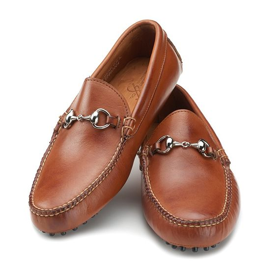 Horsebit Driving Moc - Loafers - Men's