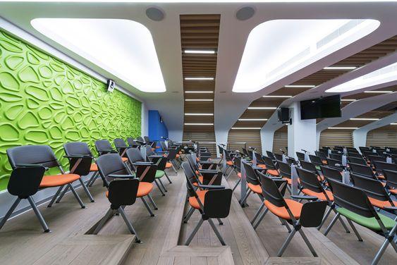 Galeria de Segunda etapa da sede da Yandex / Atrium - 7