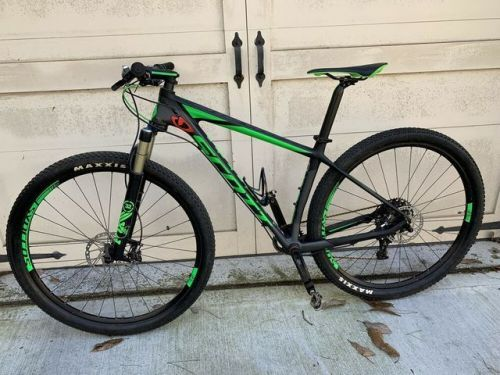 Buy 2016 Scott Scale 920 Mtb Bicycle Size Medium 29 Mtb