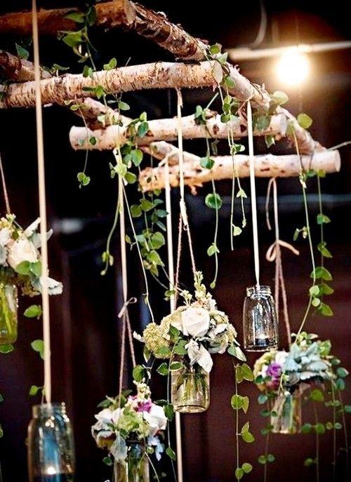 50 Ideen Fur Skandinavische Birkenrinde Und Birkenstamm Deko Wohnideen Und Dekoration Rustikale Hochzeitsdekorationen Birkenstamm Deko Dekoration
