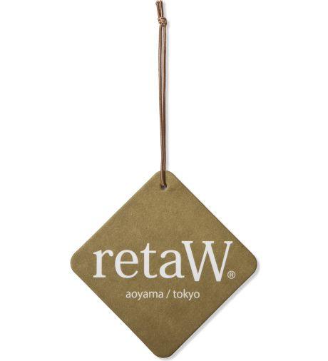retaW Evelyn Fragrance Car Tag