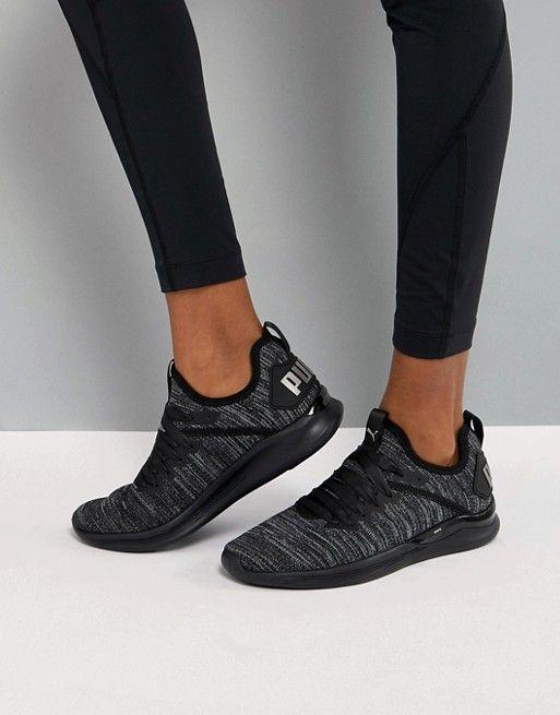 PUMA Ignite Flash evoKNIT Sneaker Herren | eBay