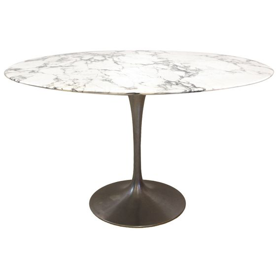Antiques unique and tulip on pinterest for Room and board saarinen table