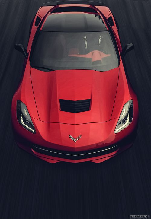 Boldride Renders The 2015 Corvette Stingray Zr1 Concept .html   Autos