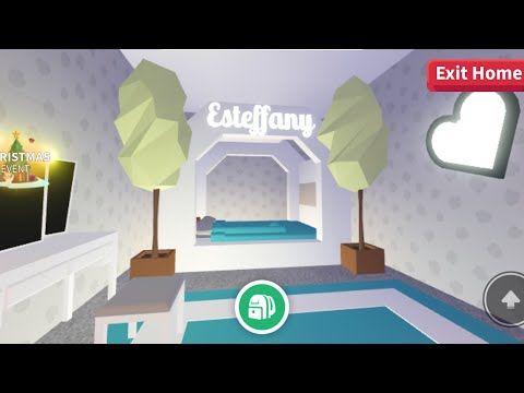 Adopt Me Kid Room Build Estate Re Upload Youtube In 2020