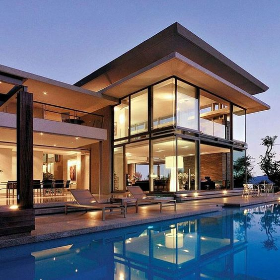 "Architecture & Engineering on Instagram: ""Montrose House by SAOTA | Folge @Erfolgsmensch für mehr Motivation & Erfolg!! ________ Location: #CapeTown, #SouthAfrica © Wieland Gleich Tag an architecture lover!!"""