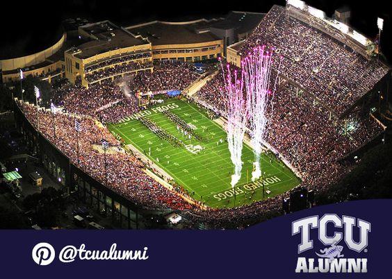 Post TCU vs. Utah stadium shot!